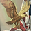 Thumbnail: American Bald eagle (paint by number)
