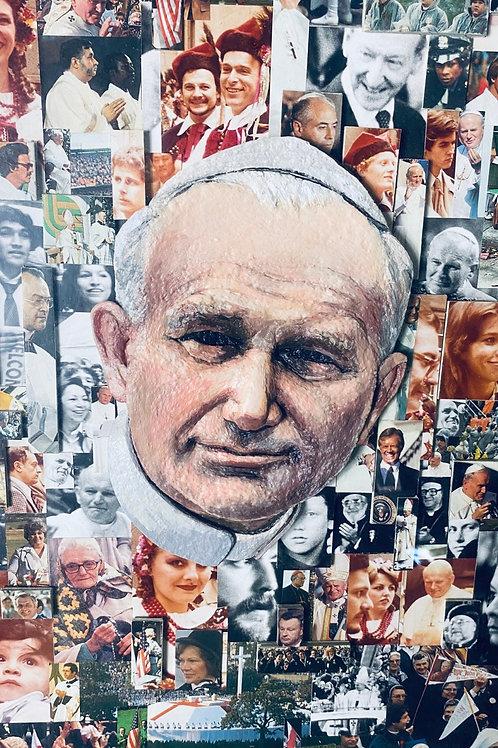 Original Pope John paul collage 1979 (1of2)