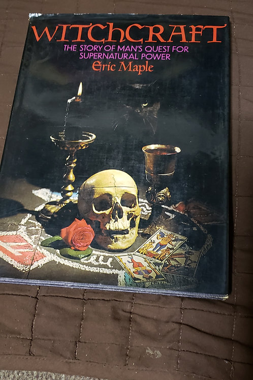 Witchcraft by Eric Maple
