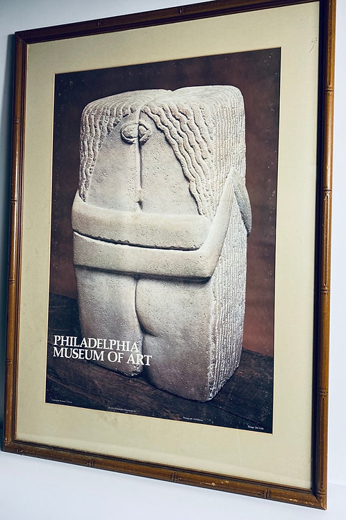 Philadelphia Museum of Art 1976 poster by will brown 8