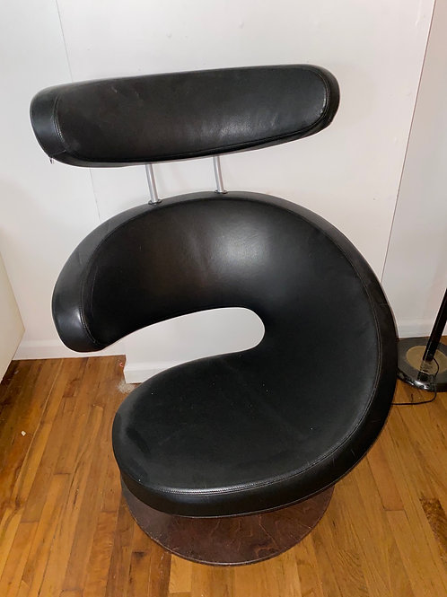 Leather Peel chair