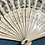 Thumbnail: Lace fan 2 - blue background