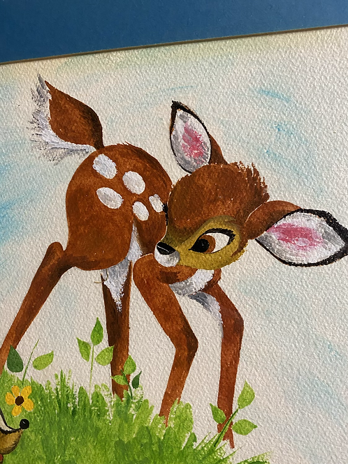 Bambi & Friends by Corwin