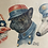 Thumbnail: National dogs Wallace Robinson 1915