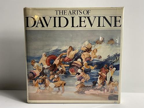 The Arts of David Levine book (1978)