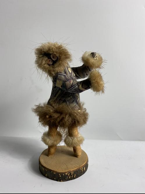 Owl kachina by muth