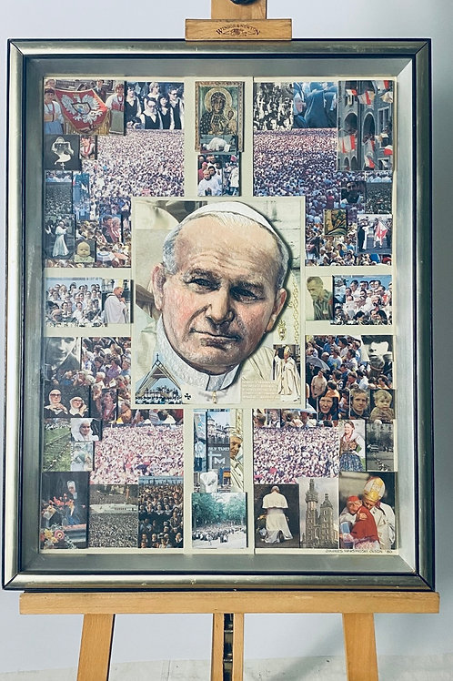 Original Pope John paul collage 1979 (2of2)