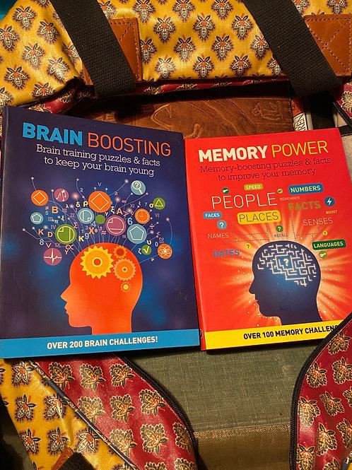Brain Boosting & Memory Power books