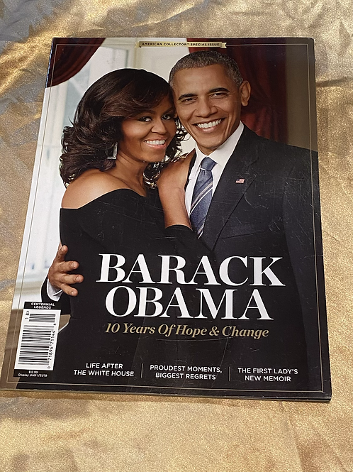 Barack Obama magazine