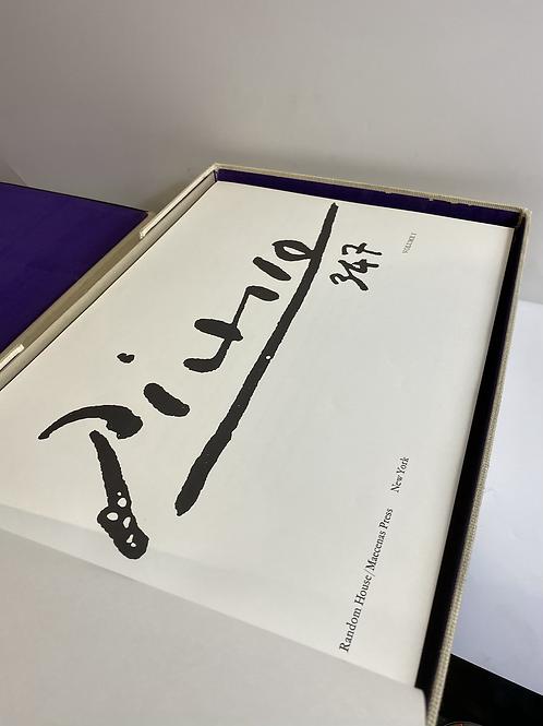 Picasso 347 book
