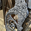 Thumbnail: Set of 2 Gothic Griffin heavy metal sculptures