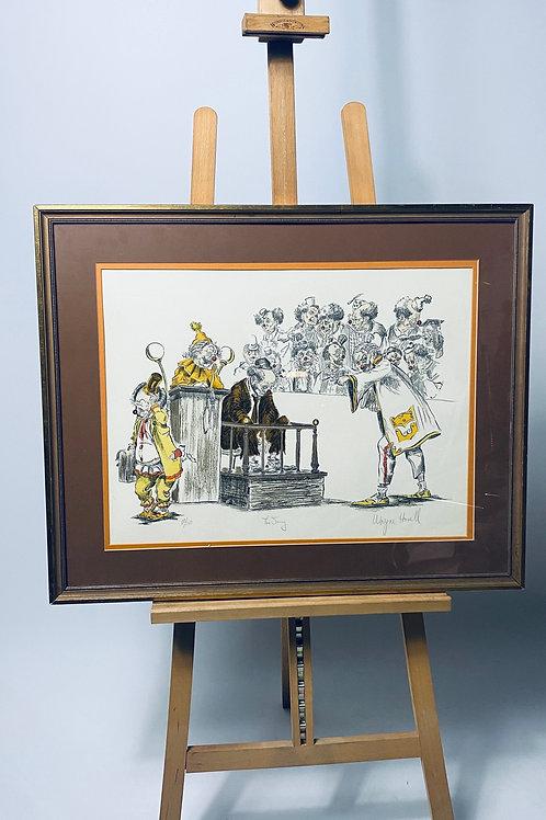 The Jury by Wayne Howell