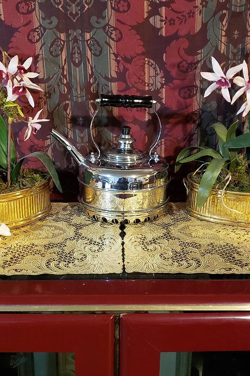 VintageTraditional English Tea Kettle