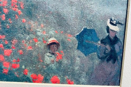 2 women in a Field of flowers