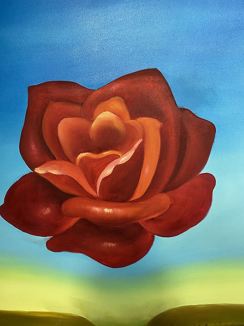 The Rose by Thomas