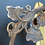 Thumbnail: Rustic floral object 2