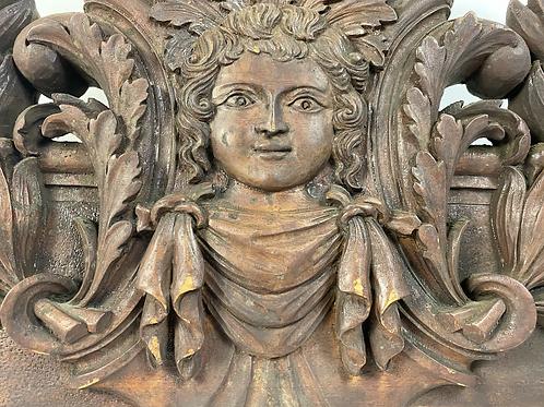 Wooden Female carvings 2