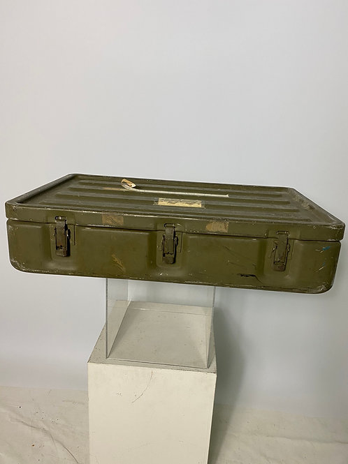 Vintage Military supplies case