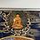 Thumbnail: Unique Beautiful Mandala of Padmapani Poster 42x32 (framed)
