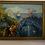 Thumbnail: Beautiful hand painted lush water paradise