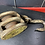 Thumbnail: VTG Wood Rope Block And Tackle Double Pulley Nautical Maritime Ship Metal Hook