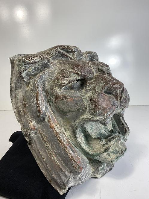 Small Copper lion head