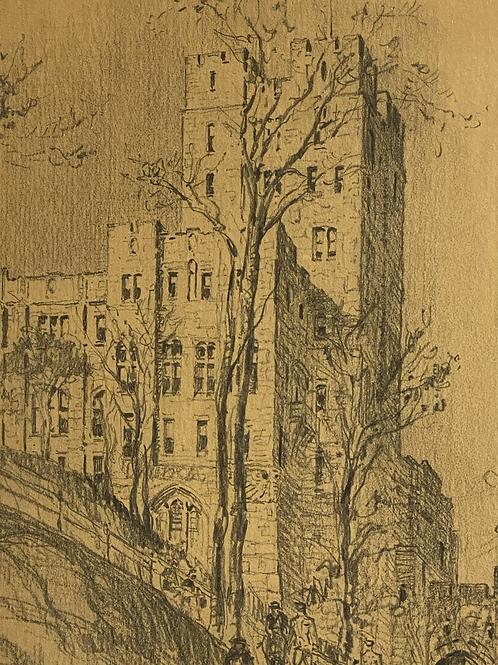 West Point (1920) pencil