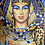 Thumbnail: Queen of the Nile  (paint by number)