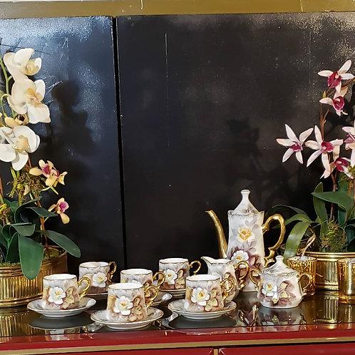Royal Carlton 17 piece Demitasse/tea set