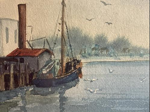 Original painting by E.M.bonenfant