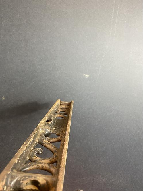 Rustic metal level