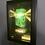 Thumbnail: Kool Cigarette Lit Mirror Shadow Box Sign
