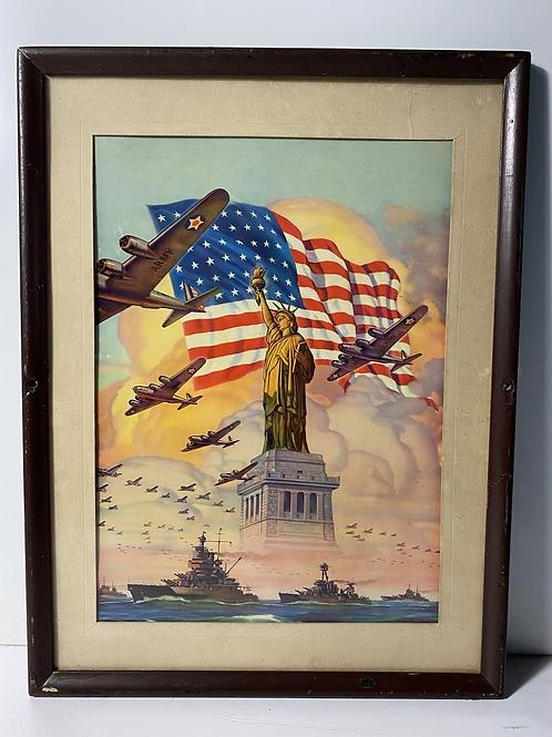 Land of freedom