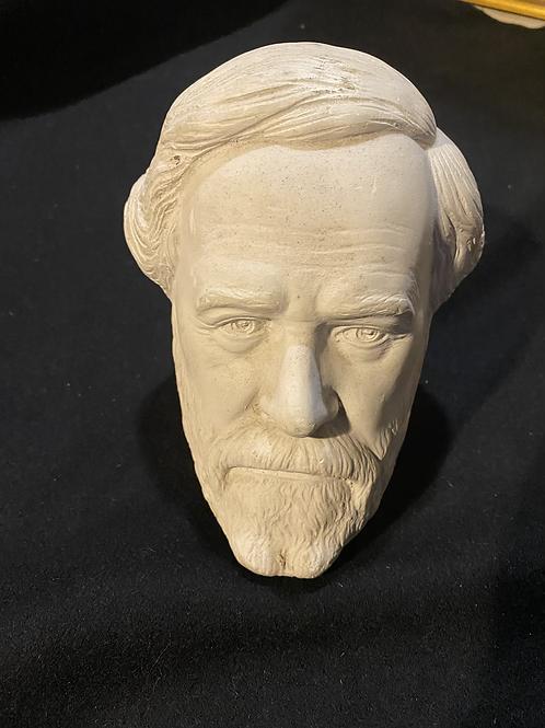 Bust of president Ulysses S. Grant