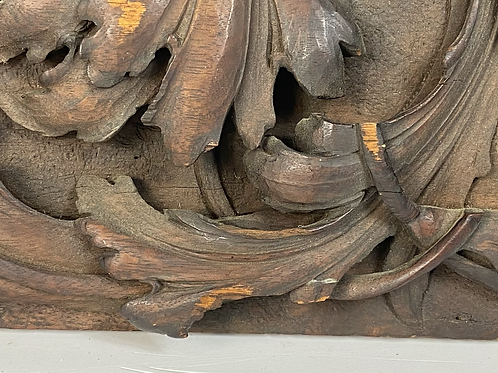 Eagle Wooden carving 1
