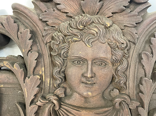 Wooden Female carvings 1