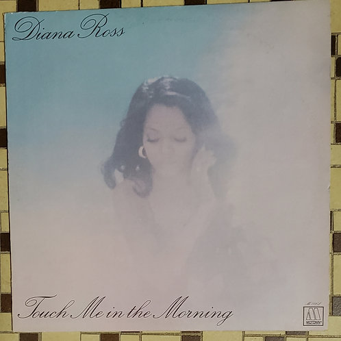 """Vintage 1973 Diana Ross """"Touch Me In The Morning"""" album"""