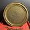 Thumbnail: Copper serving tray (teal green patina)