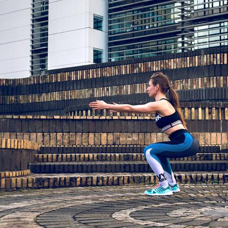 Mouvement du mois : Le squat