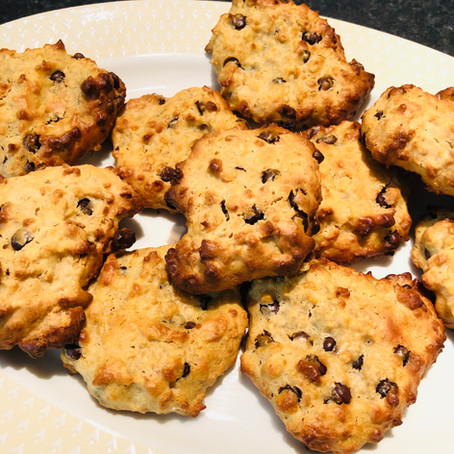 Cookies version healthy