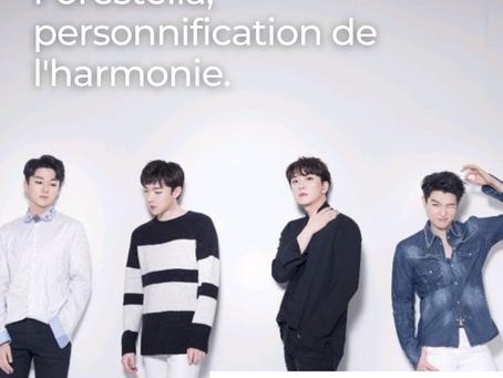 Forestella, personnification de l'harmonie.