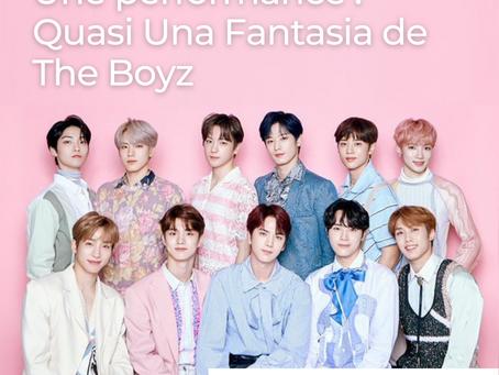 Une performance : The Boyz - Quasi Una Fantasia (Shangri La)