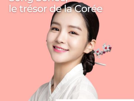 Song So Hee, le trésor de la Corée
