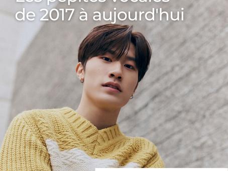 Les pépites vocales de la musique coréenne - Partie VIII : 2017 -