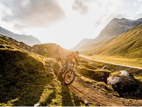 Why mountain bike tourism?!