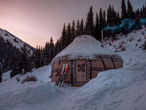 Sustainable winter tourism development in Kyrgyzstan