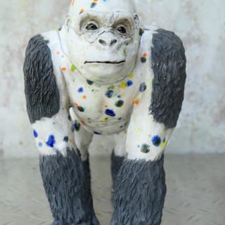 Gorille Multicolore