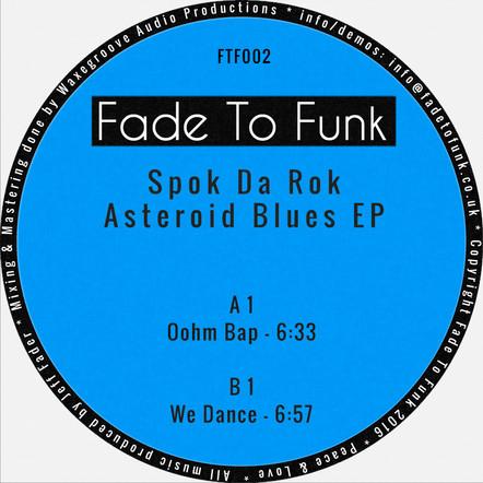 Spok Da Rok - Asteroid Blues EP