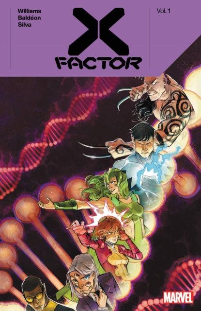 X-factor Vol. 1