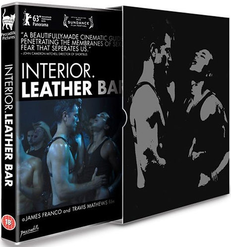 Interior. Leather Bar